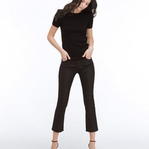 AG | High Rise Jodi Crop Jeans